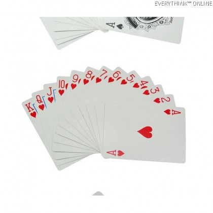 EVON PREMIUM POKER CARD 888 BEES GOOD MATERIAL TOP QUALITY POKER PLAYING CARDS STANDARD DECK MAGIC CARD BLUE RED