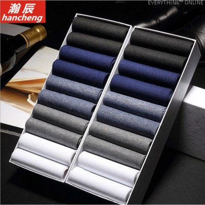 [THIN TYPE] EVON MENS SOCKS 002 MIDDLE TUBE BUSINESS MEN SOCK POLY COTTON BREATHABLE REFRESHING COMFORTABLE [SIZE 39-44]